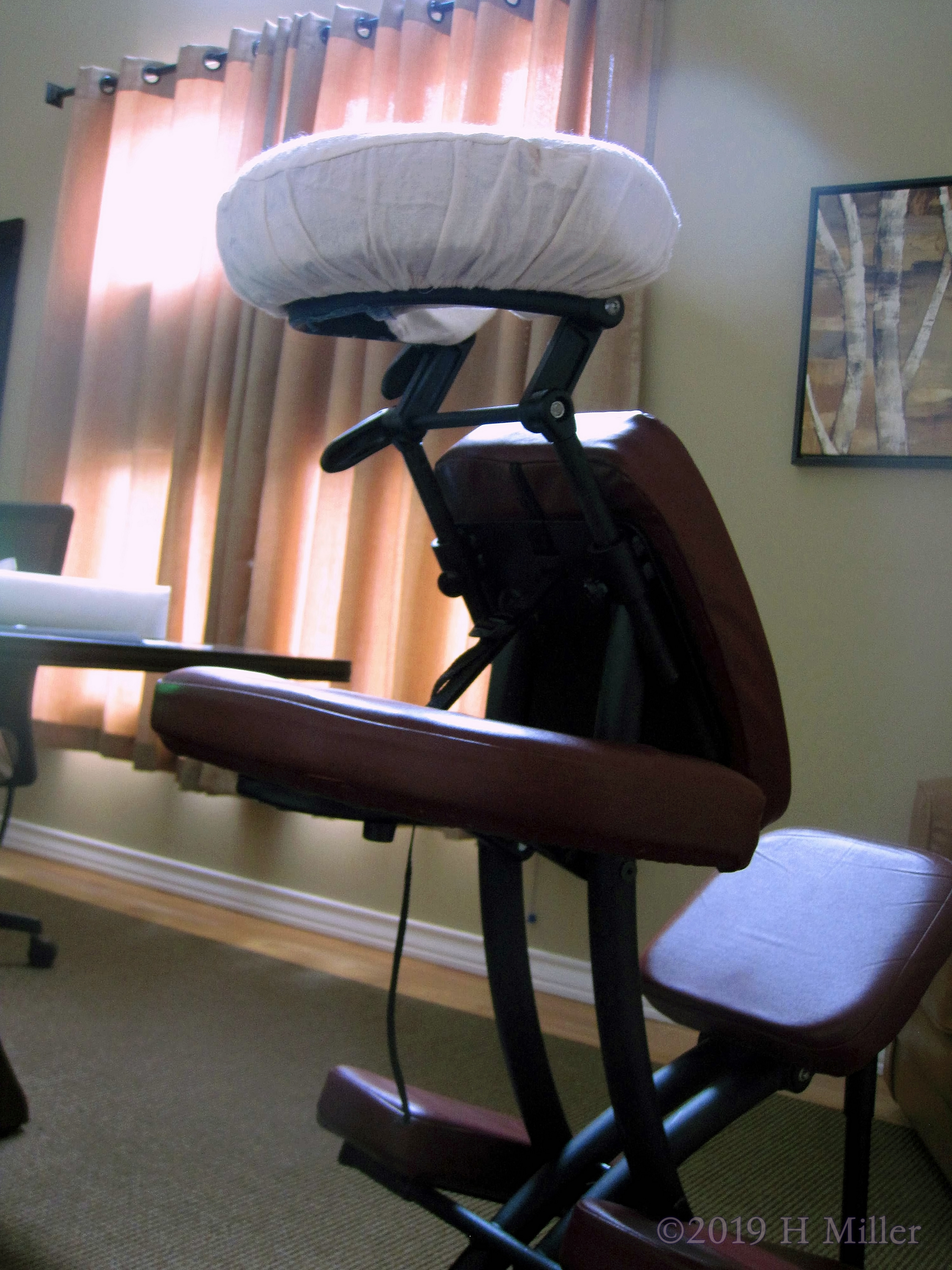 Chair Massage For Wellness Programs Boosts Staff Morale